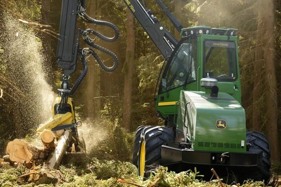 Заказать Хлыстовая лесозаготовка. Приемлемые цены
