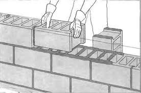 Заказать Кладка стен из блоков