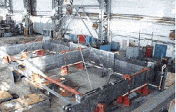 Изготовление и ремонт корпусных конструкций и крылевых устройств