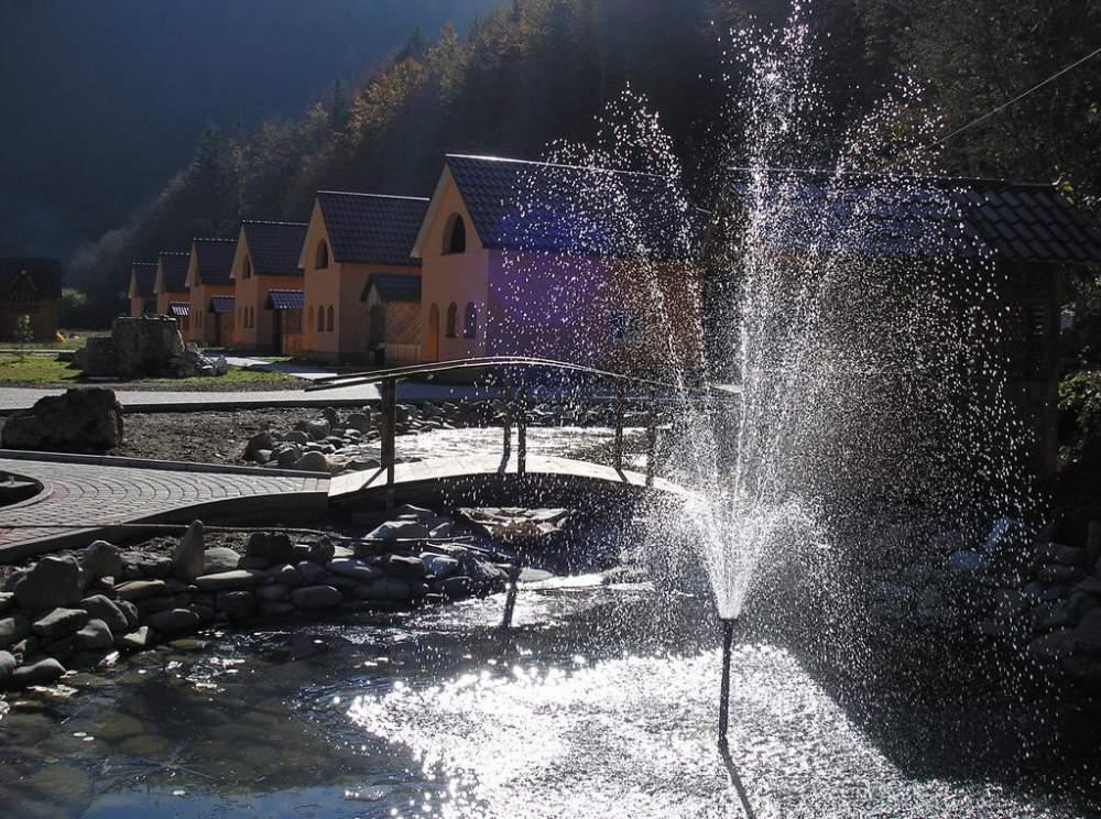 Заказать Туристический комплекс Хрустальный водограй Закарпатье