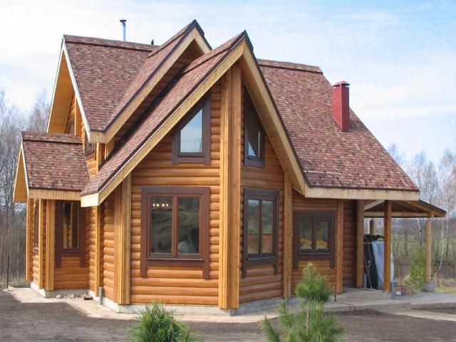 Заказать Строительство деревянных домов, срубов