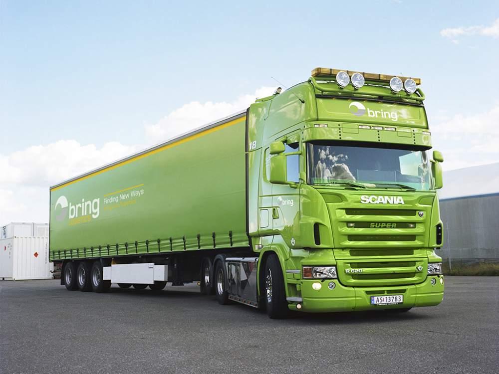 Order Cargo transportation (Norway)