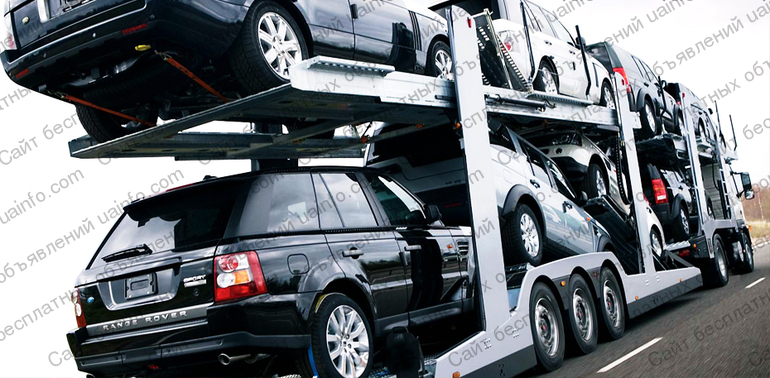 Order Prigon of a car from Europe