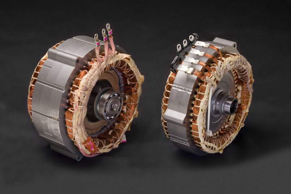 Заказать Ремонт и перемотка промышленных электродвигателей