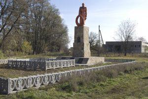 Заказать Памятник воинам ВОВ в с.Дмитровка, Верхнеднепровский р-н
