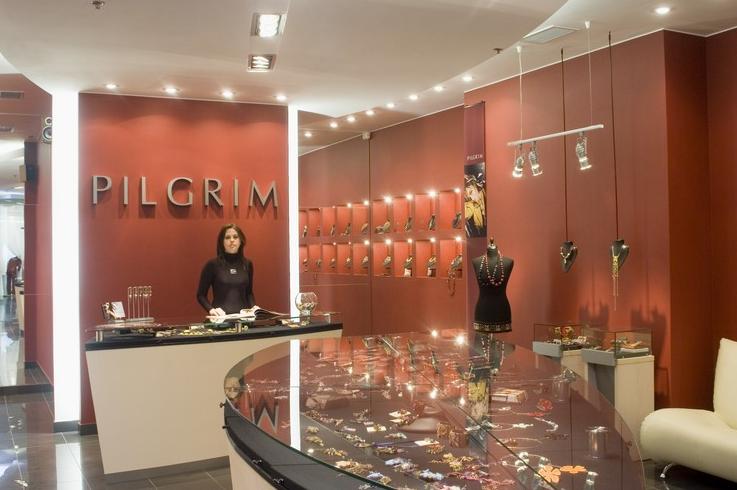 Дизайн магазин интерьера