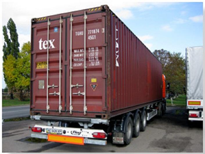 Order Transportations container motor transport across Ukraine, the CIS, Europe.