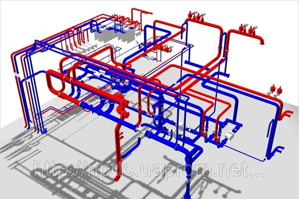 Заказать Проектирование наружных и внутренних инженерных сетей, архитектурная и строительная части, газоснабжение и электроснабжение, ОВОС