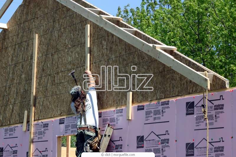 Заказать Теплоизоляция зданий. Работы по теплоизоляции объектов пенополиуретаном