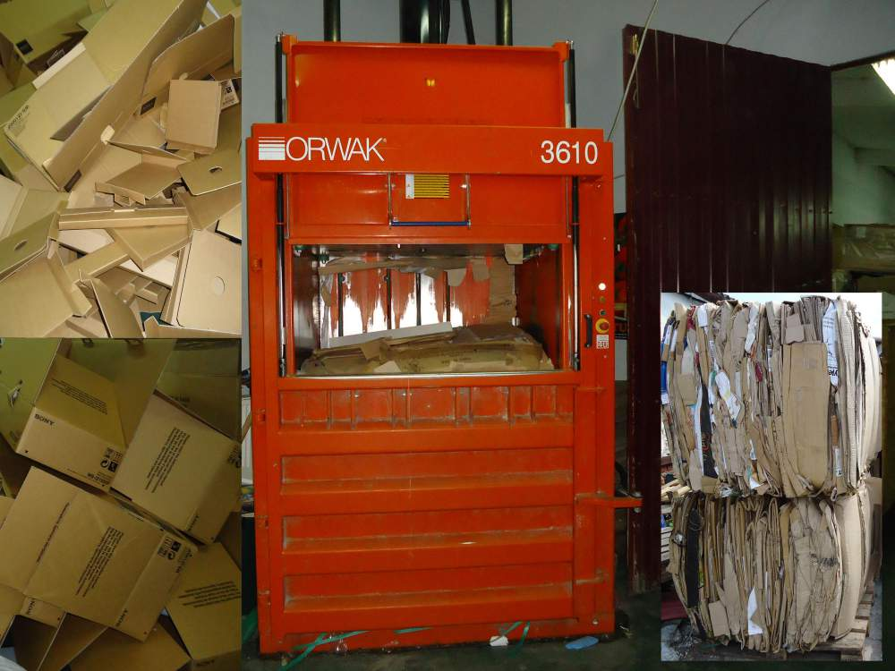 Заказать Переработка и утилизация тары и упаковки