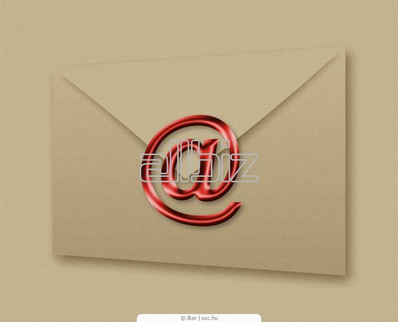 Заказать E-mail – рассылка