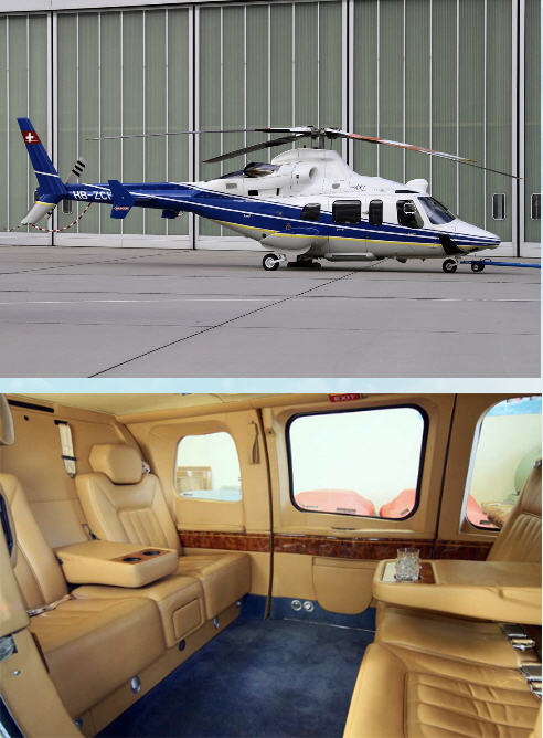 Вертолет Bell 430