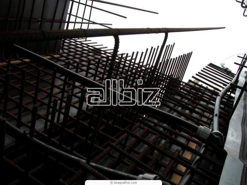 服务合约的建筑物,构筑物建造服务