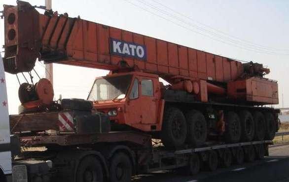 Заказать Автокран 120 тонн
