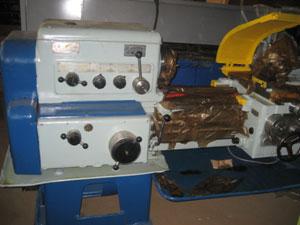 Заказать Капитальный ремонт токарных станков мод.1К62,1А62,1Б62, 1В62 ,