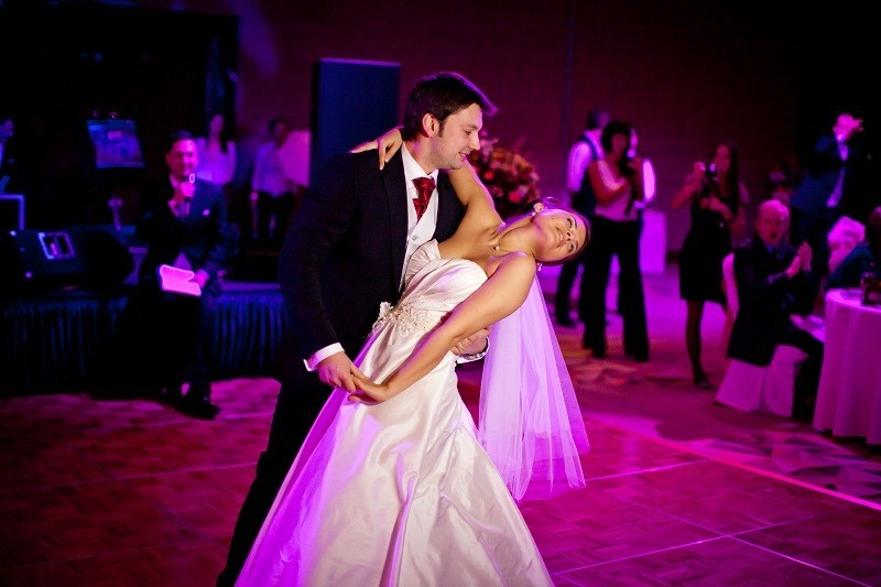 Statement Of Wedding Dance Of Newlyweds Order In Lugansk