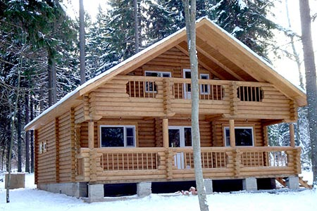 Заказать Все виды строительных работ из древесины