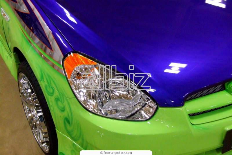Заказать Восстановительная полировка автомобилей Кременчуг
