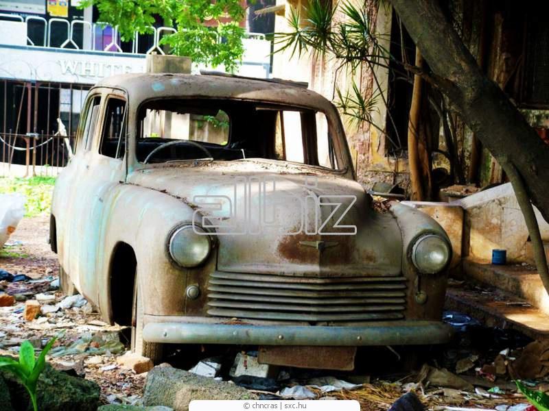 Заказать Определение стоимости восстановительного ремонта автомобиля Кременчуг