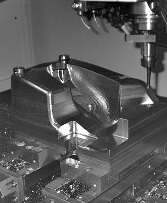 Order Full cycle of works on machining
