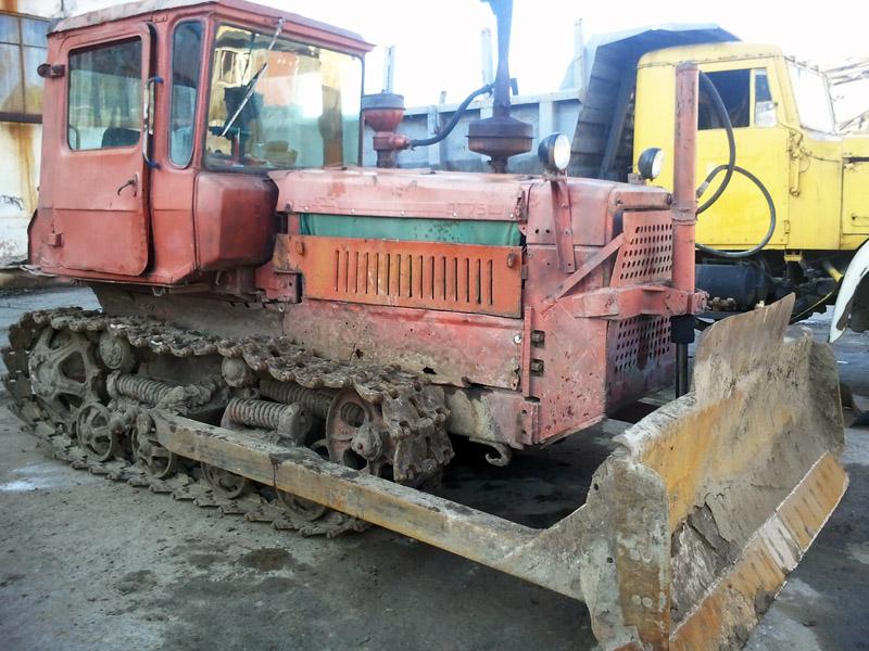 Заказать Бульдозер ДЗ-42 мощность 70кВт, 95л.с