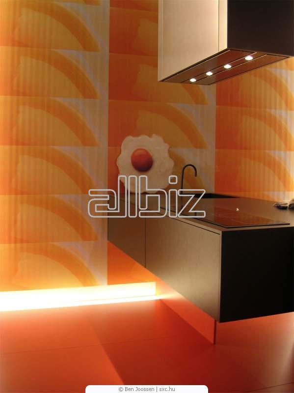 Заказать Изготовление комплектующих для производства шпонированной мебели, Украина.