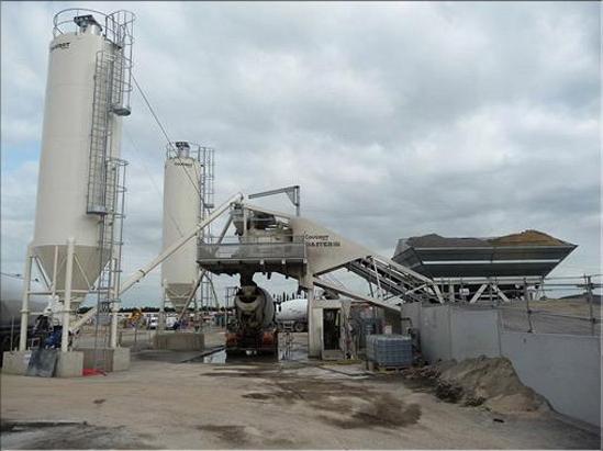 Заказать Реконструкция бетоносмесительных узлов и заводов
