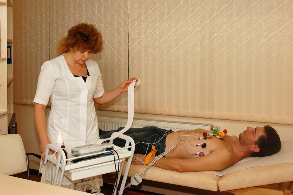 Заказать Кардиология, ЭКГ с расшифровкой, назначение инъекционной схемы лечения, Харьков