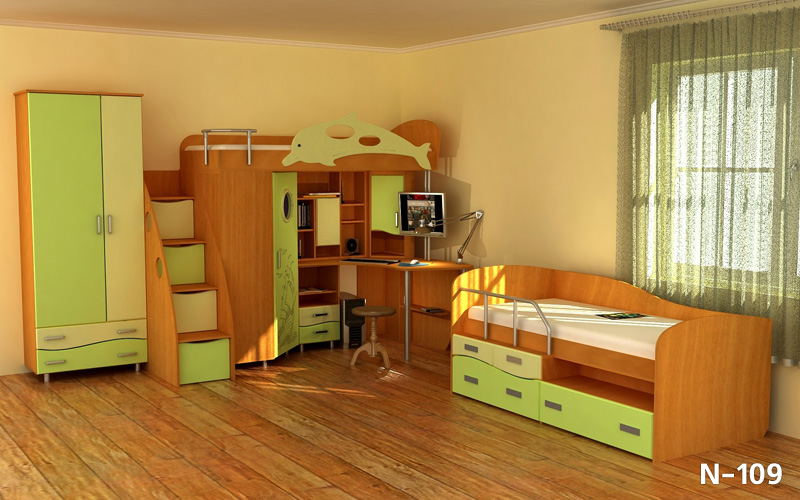 Заказать Изготовление детской мебели, комплект детской мебели, мебель в детскую комнату
