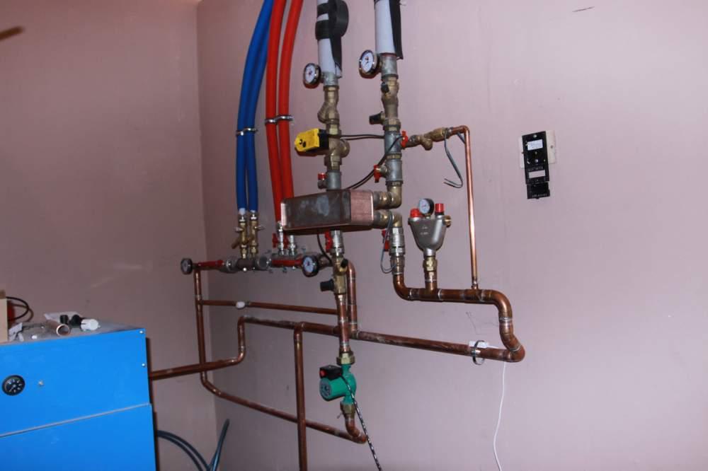 Заказать Монтаж твёрдо топливных систем отопления Украина Днепропетровск Днепропетровская область, Монтаж и реконструкция систем отопления , купить, цена, фото.
