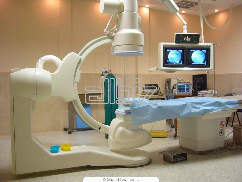 Заказать Обслуживание медицинского оборудования
