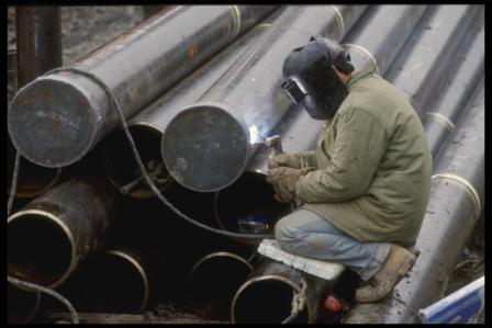 Монтаж и реконструкция теплосетей , Украина