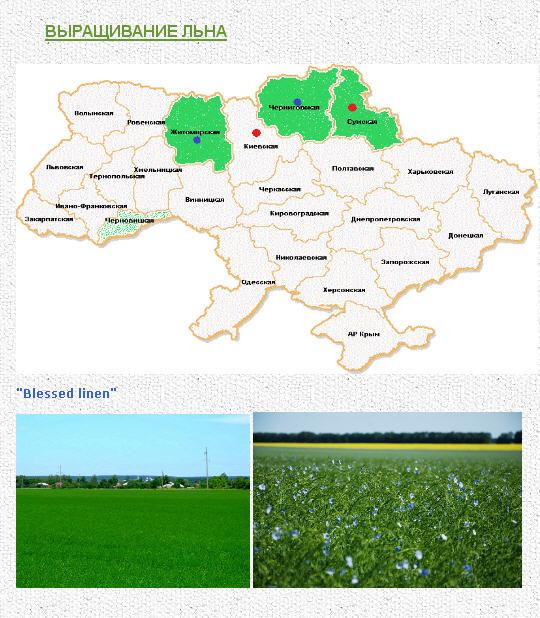 Заказать Выращивание льна