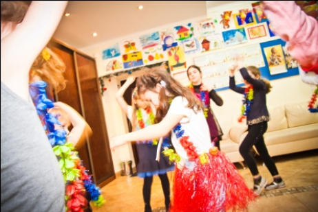 Заказать Организация детских дней рождений - Гавайская вечеринка (5-15 лет)