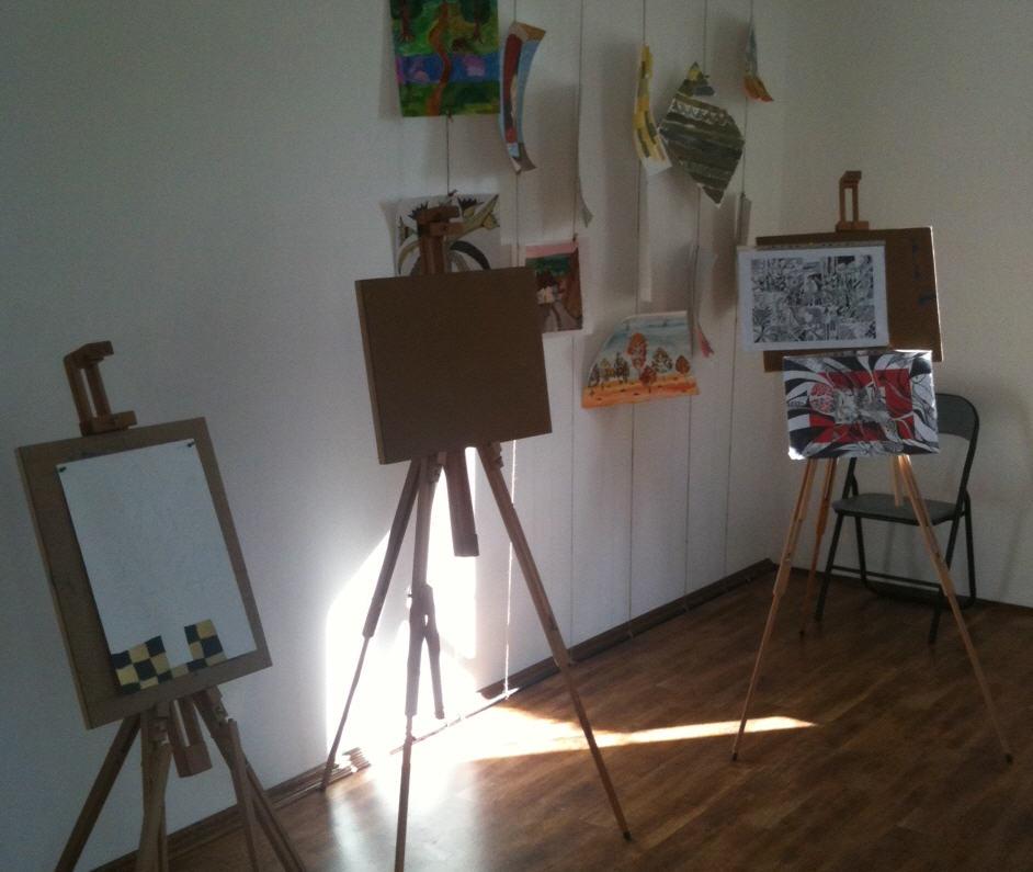 индивидуальное обучение живописи: