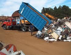 Заказать Проводим вывоз металлолома на пункт приема