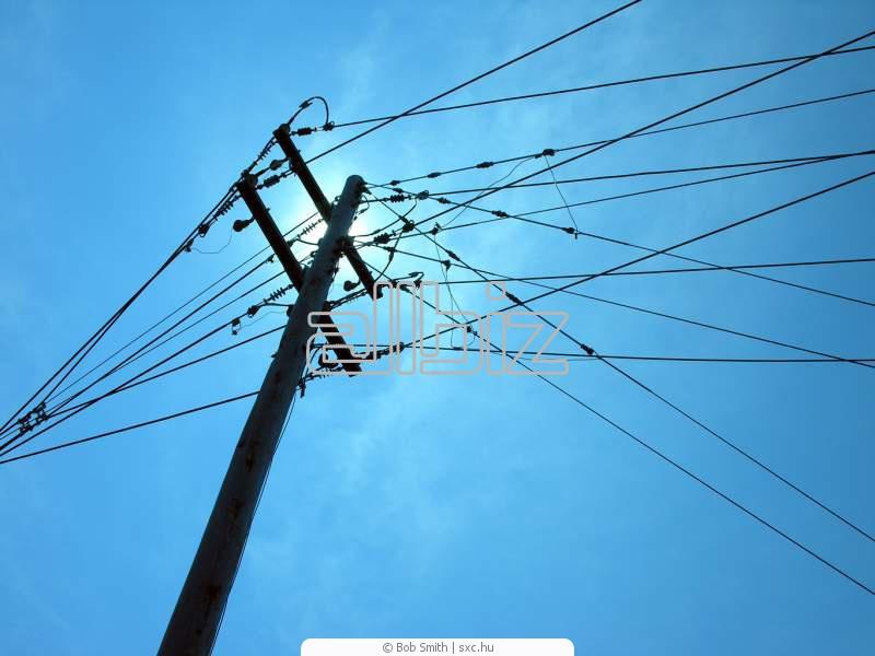 Заказать Выполнение электромонтажных работ
