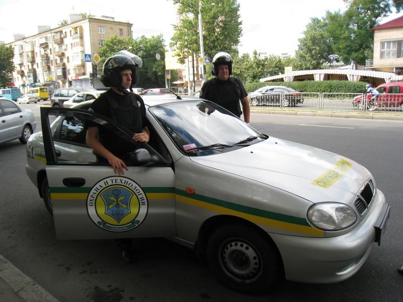 Заказать Охрана общественного порядка и безопасность
