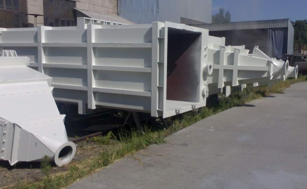 Замовити Антикорозійний захист металевих конструкцій