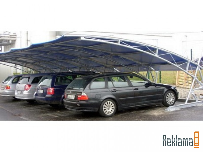 Car canopies under cellular polycarbonate  sc 1 st  All.Biz & Car canopies under cellular polycarbonate order in Odessa