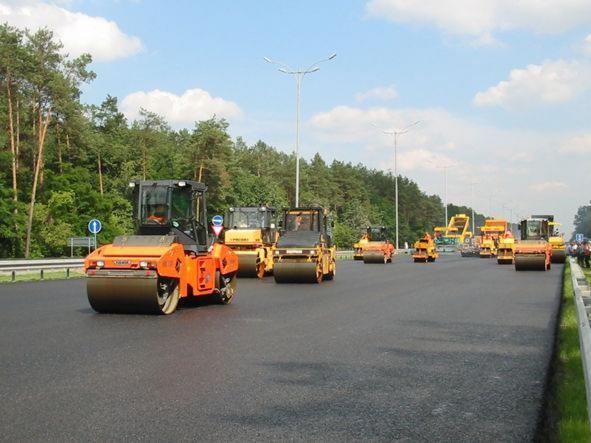 Заказать Реконструкция дорог