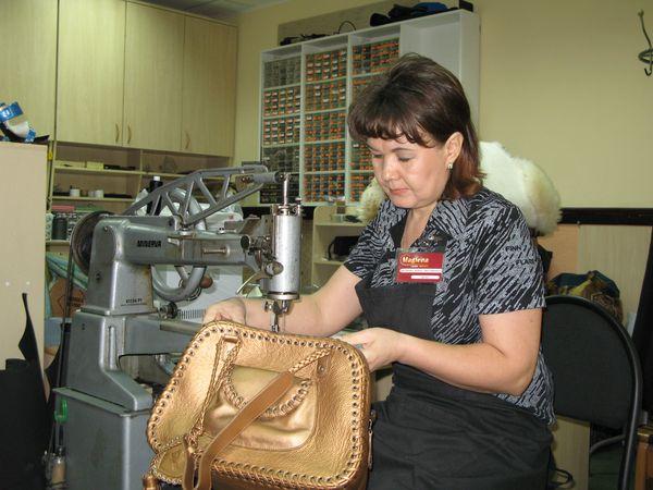 Заказать Замена и ремонт фурнитуры сумок