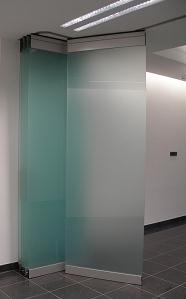 Раздвижные перегородки для офисов