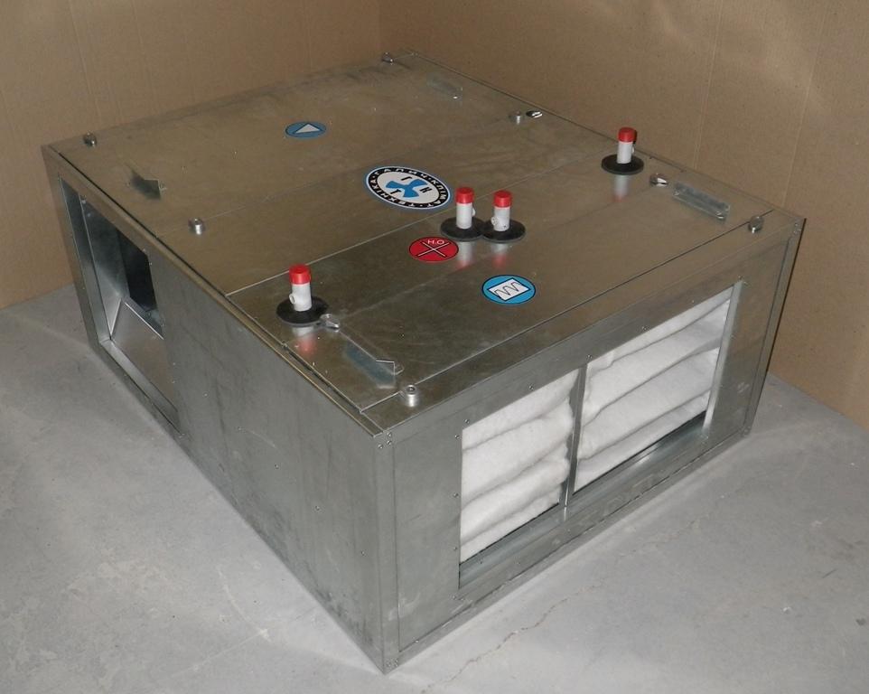 Заказать Проектирование и изготовление нестандартных вентиляционных установок