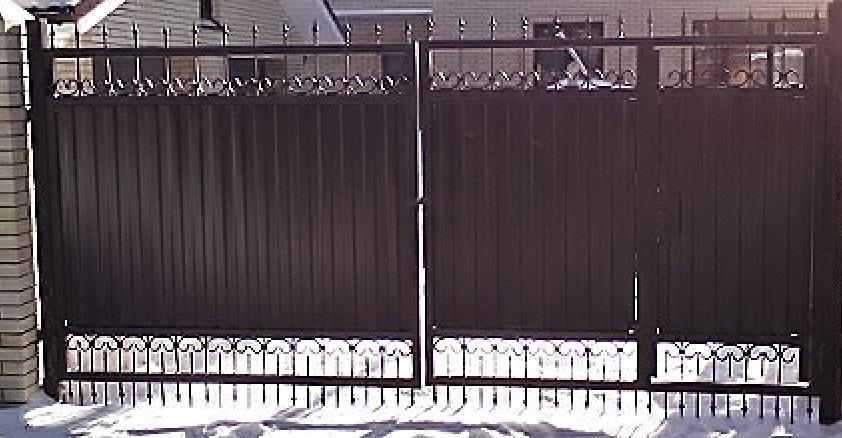 Заказать Установка ворот киев макаров , Киевская область