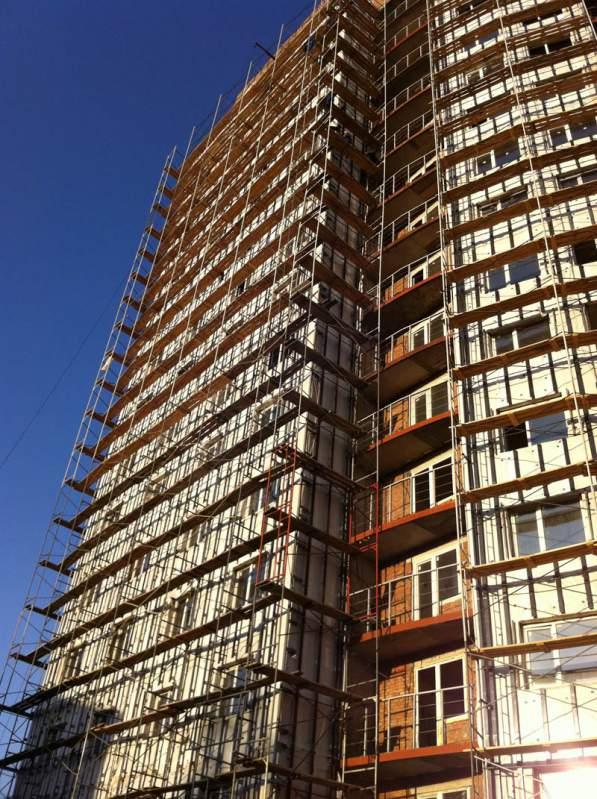 Ремонт инженерных сетей, монтаж внешних и внутренних инженерных сетей многоэтажных жилых домов