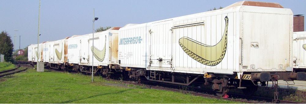 Заказать Перевозки скоропортящихся грузов ( охлаждаемых и скоропортящихся грузов )