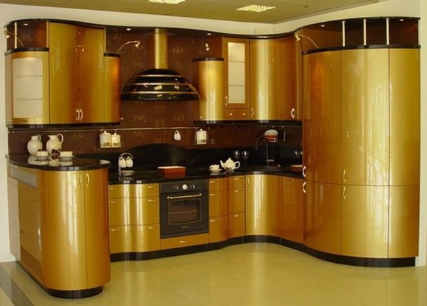 Кухня-шкаф мебель модные