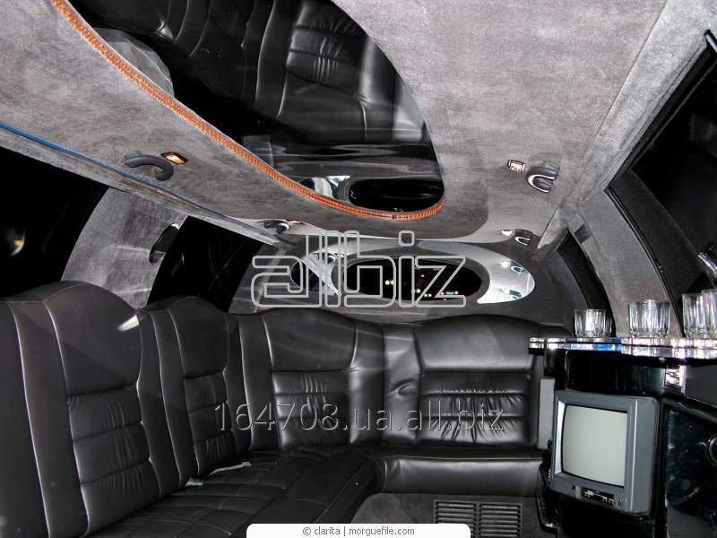 Заказать Разработка проекта будущего лимузина