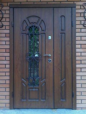 изготовление железных дверей на заказ для дачи